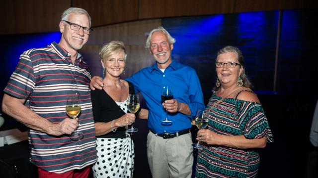 Pathways Inc Supporters at Annual Fundraiser